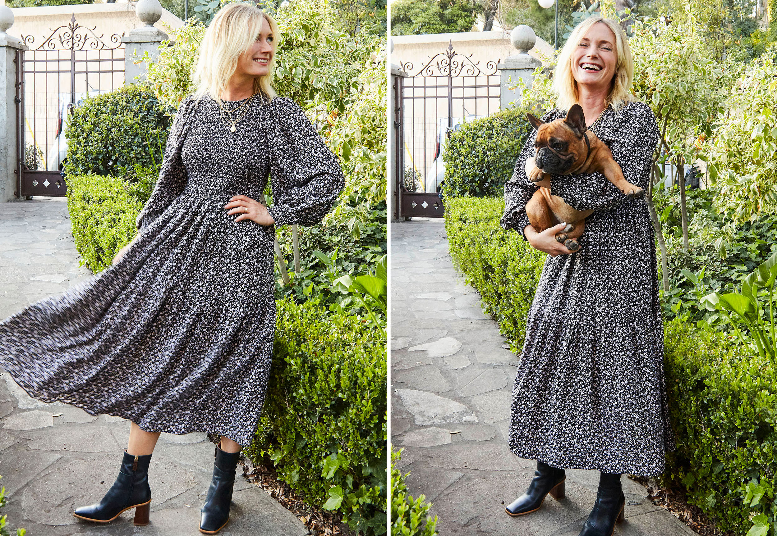 Emily Henderson Affordable Spring Dresses Pattern Side By Side
