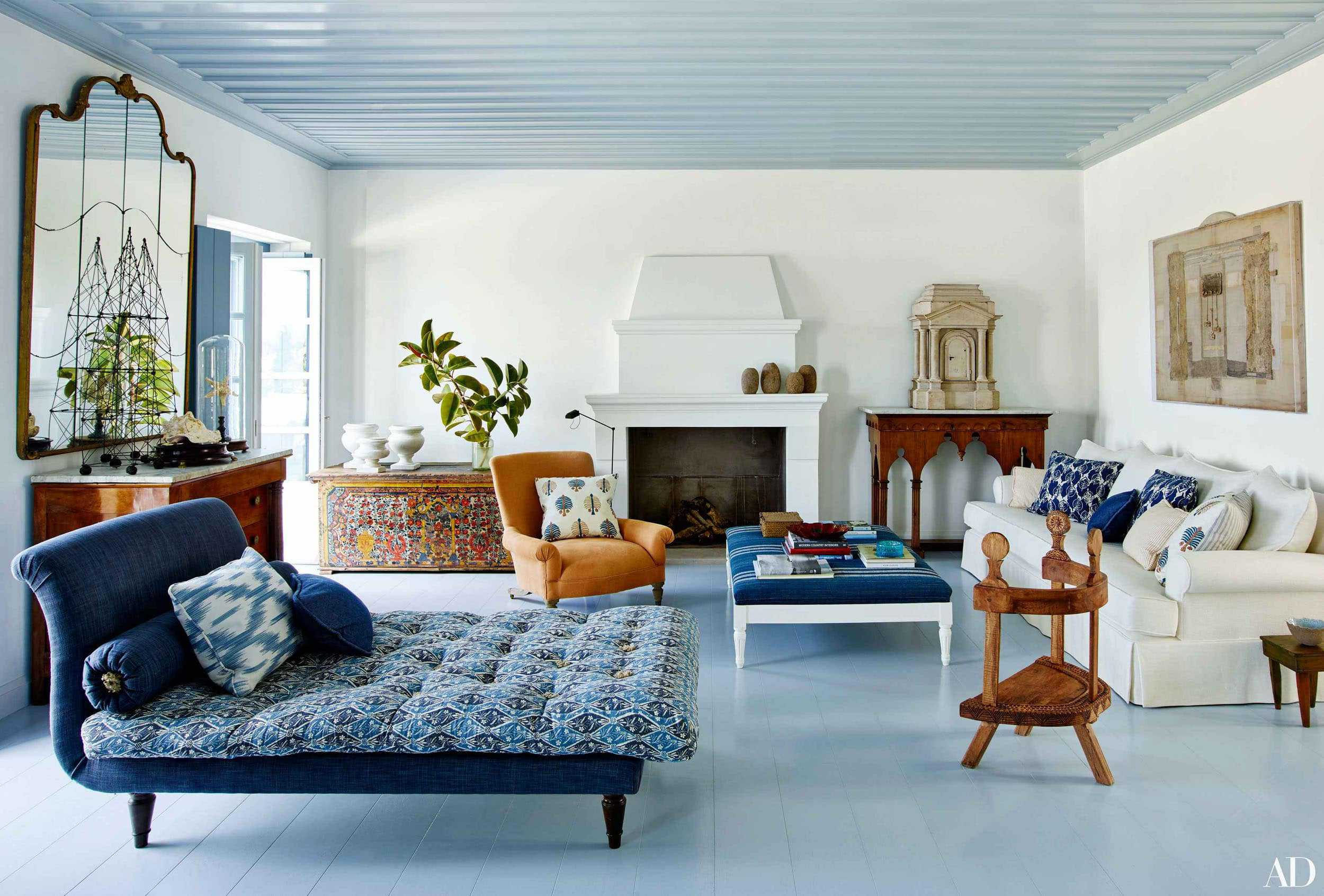 Trend Alert Is The Accent Ceiling The New Accent Wall 5 Easy And Budget Friendly Ways To Take Your Room To The Next Level Emily Henderson