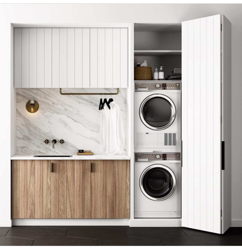 Emily Henderson Mountain Fixer Laundry Room Inspiration 01