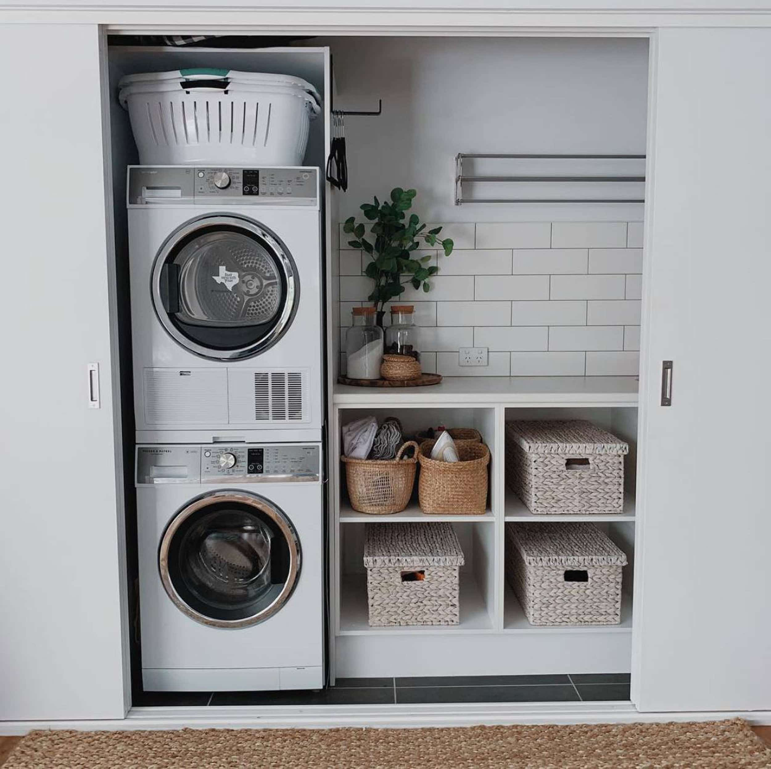 Designing Our Laundry Room The 7 Things Our Contractor And Plumber Told Us To Consider Emily Henderson