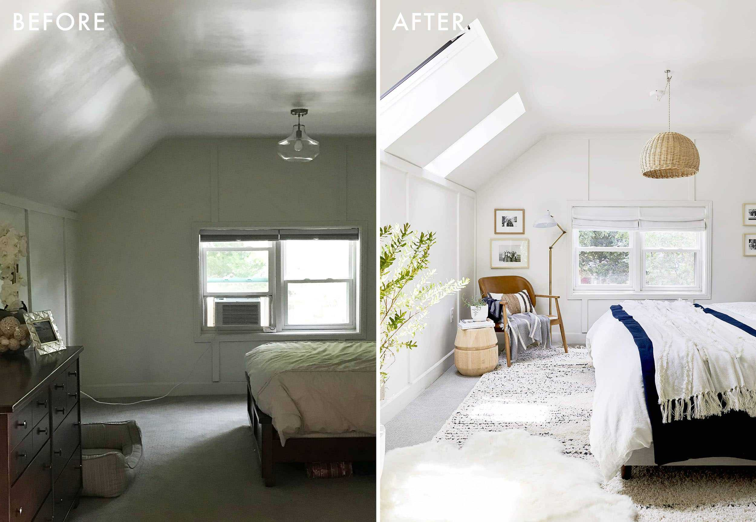 Emily Henderson Velux Giveaway Before And After