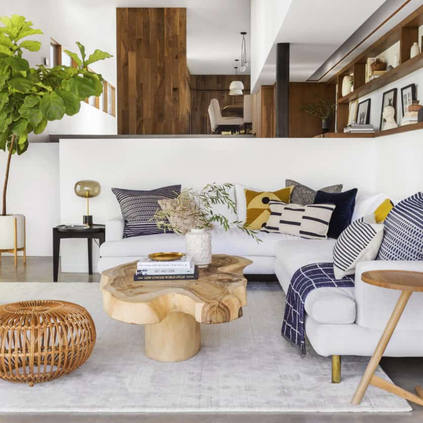 Modern & Organic Home Makeover
