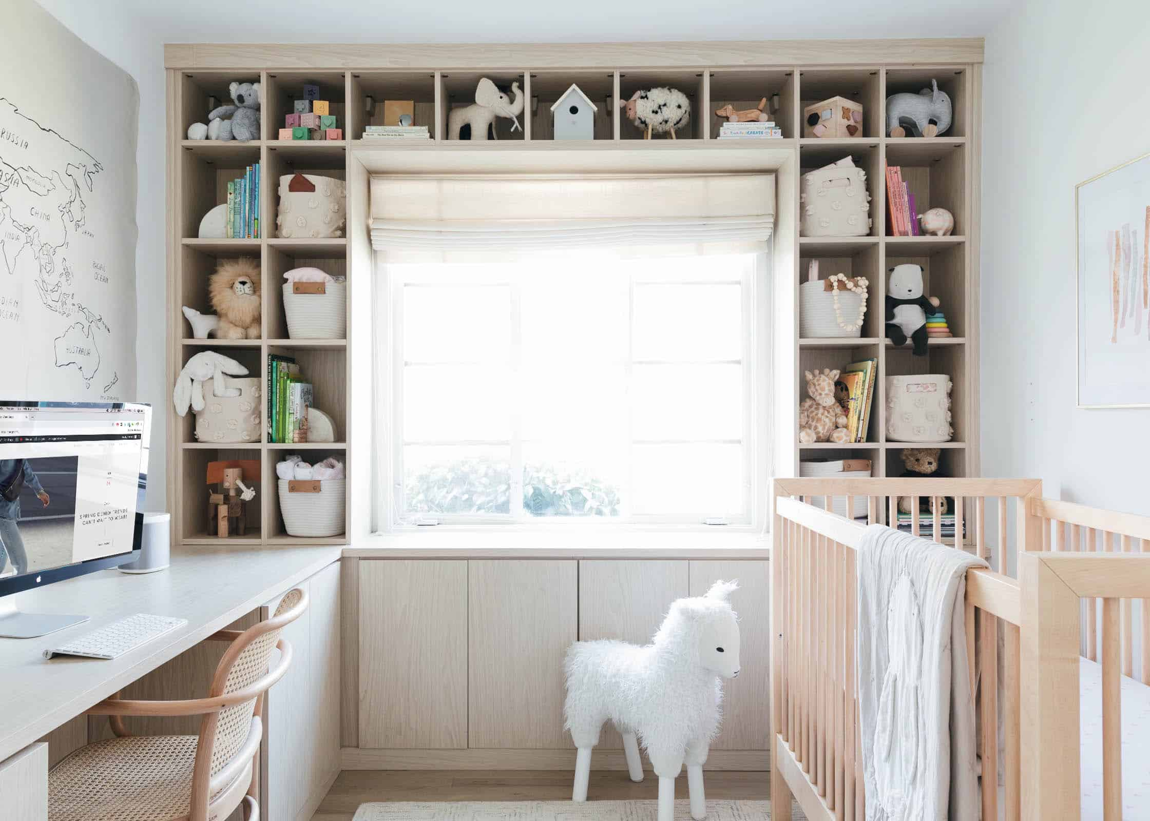 No Nursery? No Problem: 8 Creative Tips To Make Space For Your New Baby (+ A STYLIST