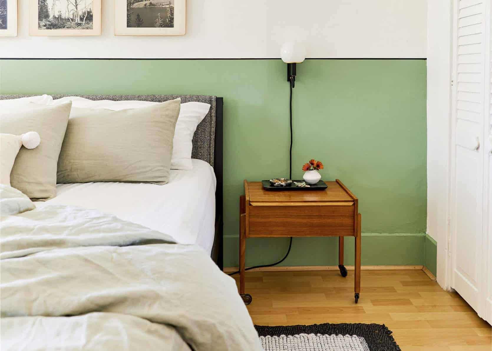 Budget Power Couples Beds And Nightstands For Every Style All Under 600 Emily Henderson