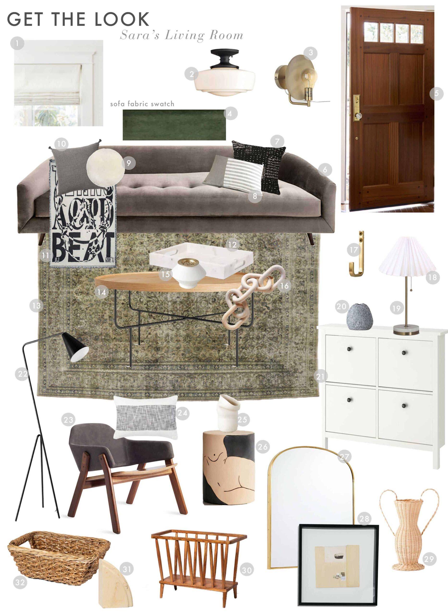 Sara's Living Room