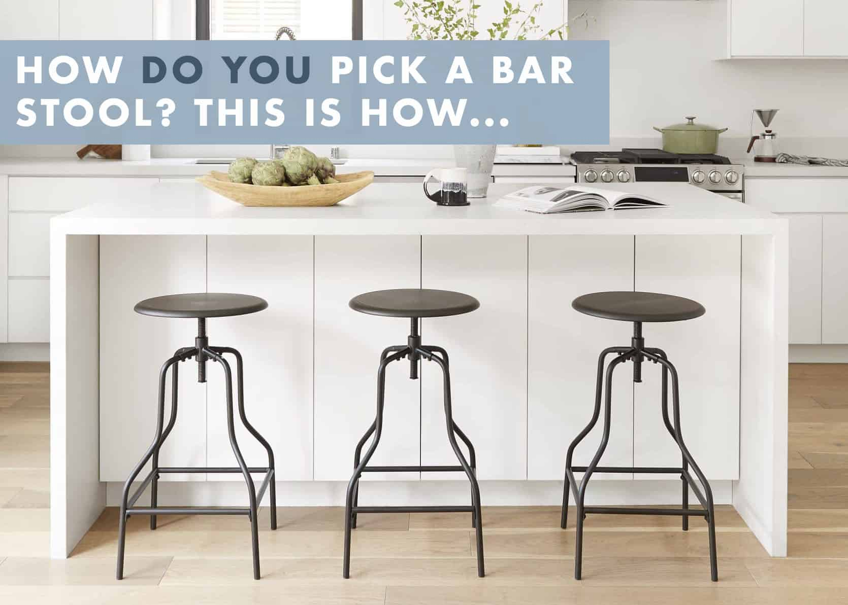 Picture of: The Best Counter Bar Height Stools What To Know Before Buying