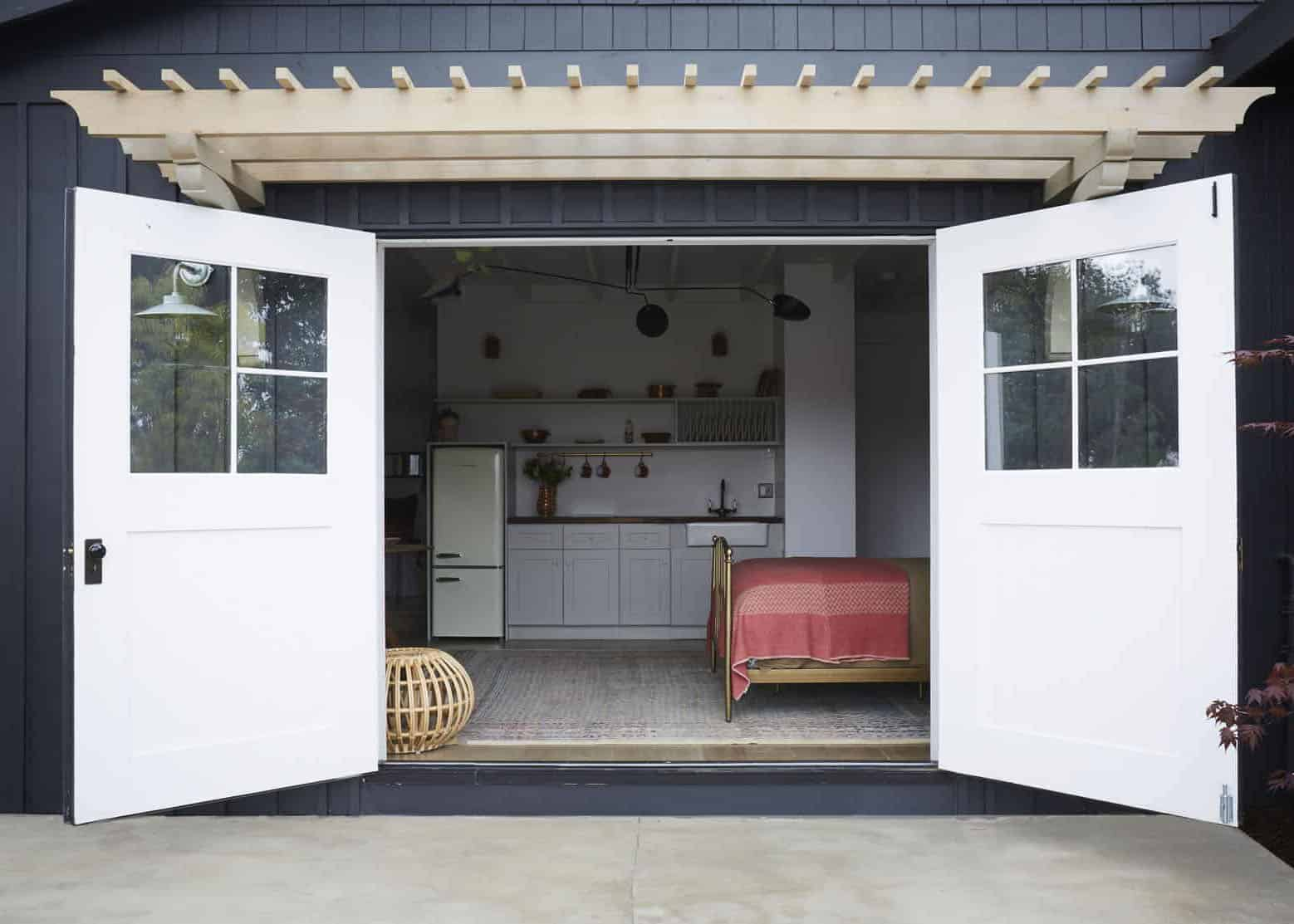 Want An Extra Room Consider Transforming Your Garage Emily Henderson