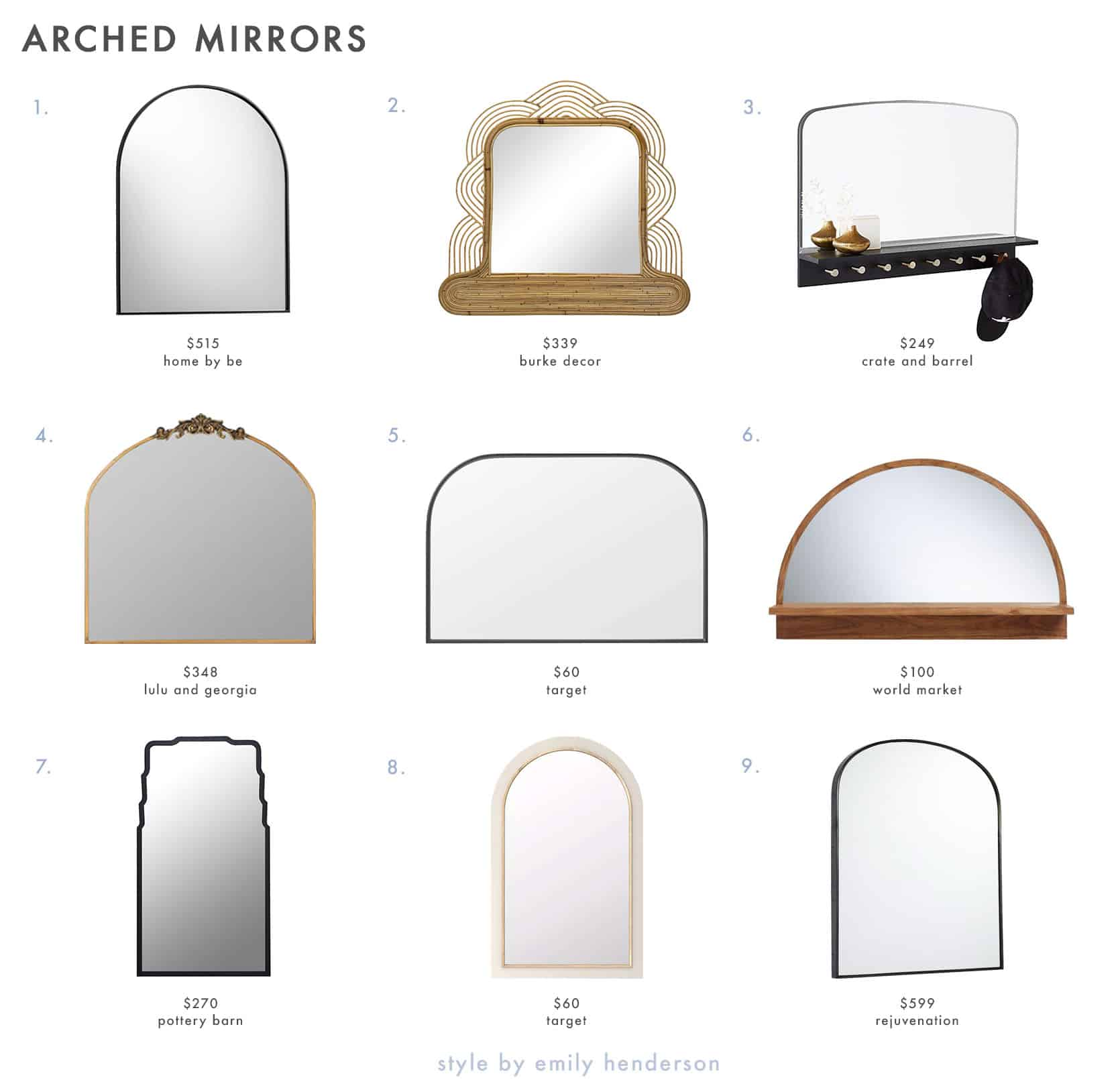 Mirrors Are Better Than Art Caitlin S Controversial Hot Take And 81 Of Our New Favorites Emily Henderson
