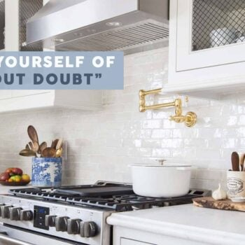 The Difference Grout Color Can Make To Your Tiles Emily Henderson