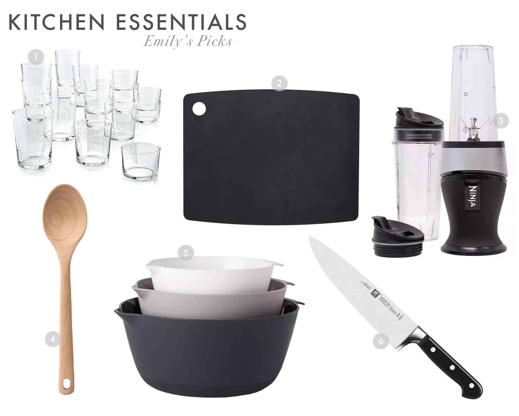 Emily Henderson Kitchen Essentials Emily