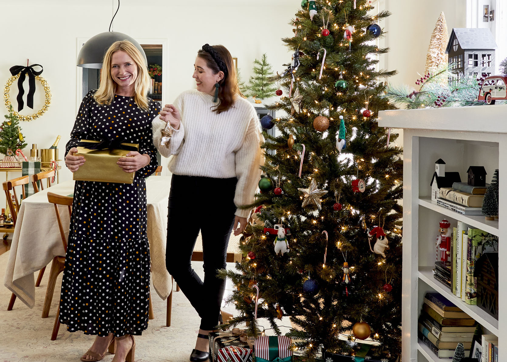 How Sara Created Her First Traditional But Youthful Christmas (With All Target)