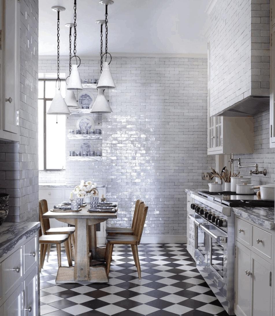 Emily Henderson 2021 Kithcen Trends Floot to Ceiling Tile 6