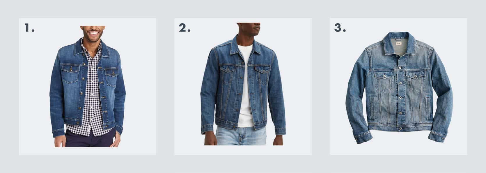 Emily Henderson Fathers Day Gift Guide Denim Jackets
