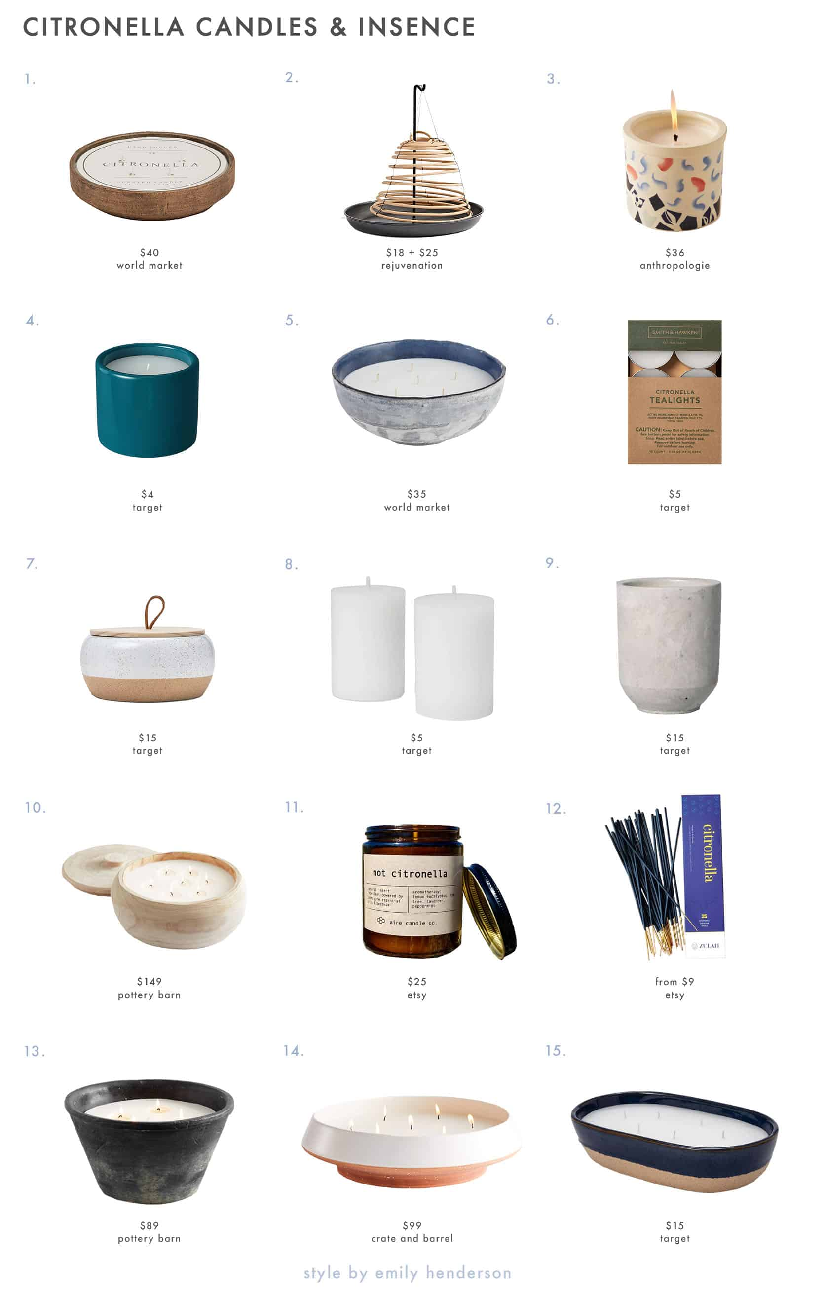 Emily Henderson Candles Insence Outdoor 1