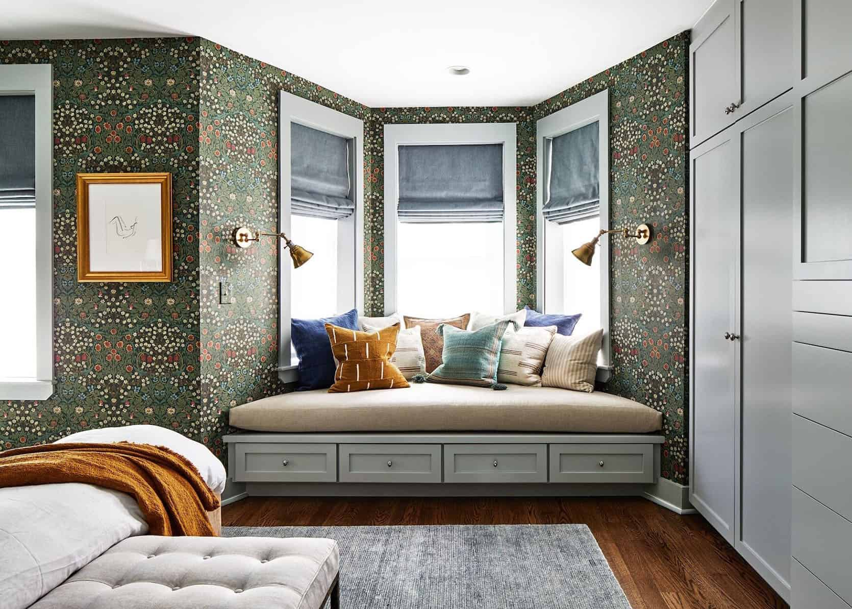 New Project Alert! Em And Key Are Designing The Main Bedroom Suite in The 2021 Real Simple Home
