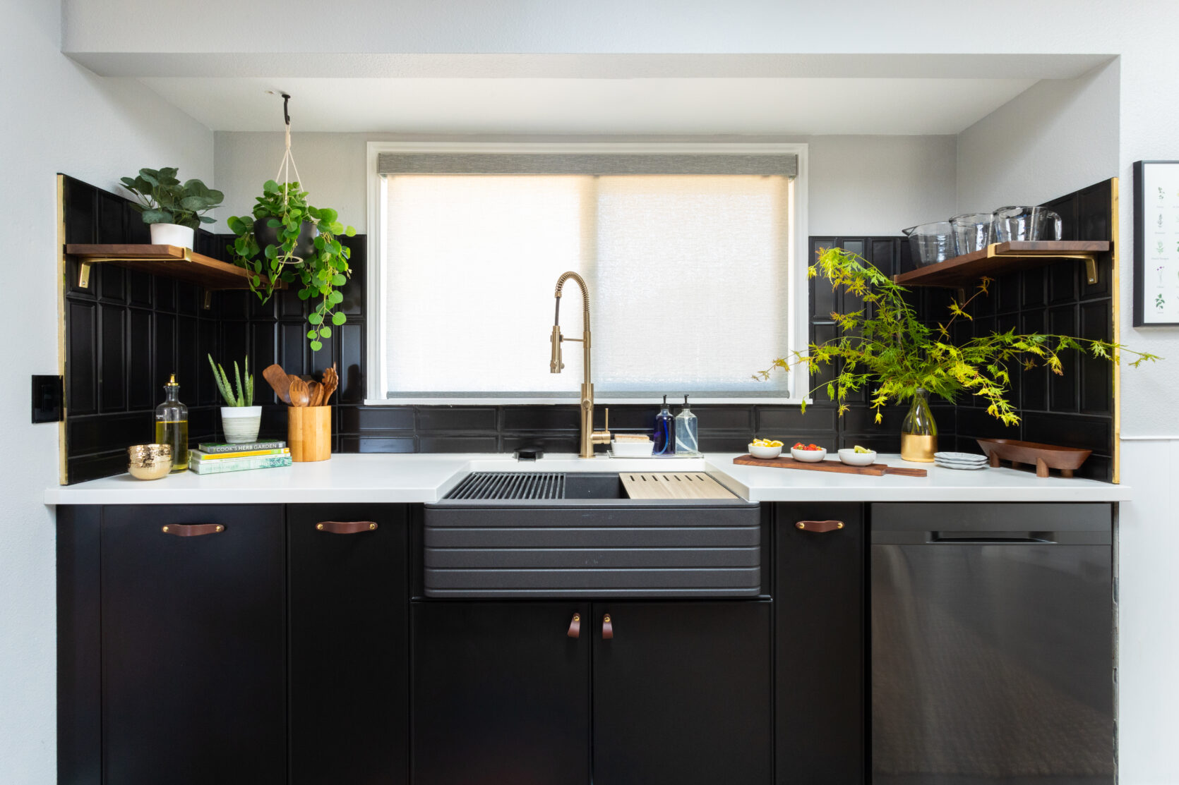 Reveal Alert: How Albie Designed The Hygge Inspired Luxe Kitchen Of Her Dreams (+ What She Learned Along The Way)