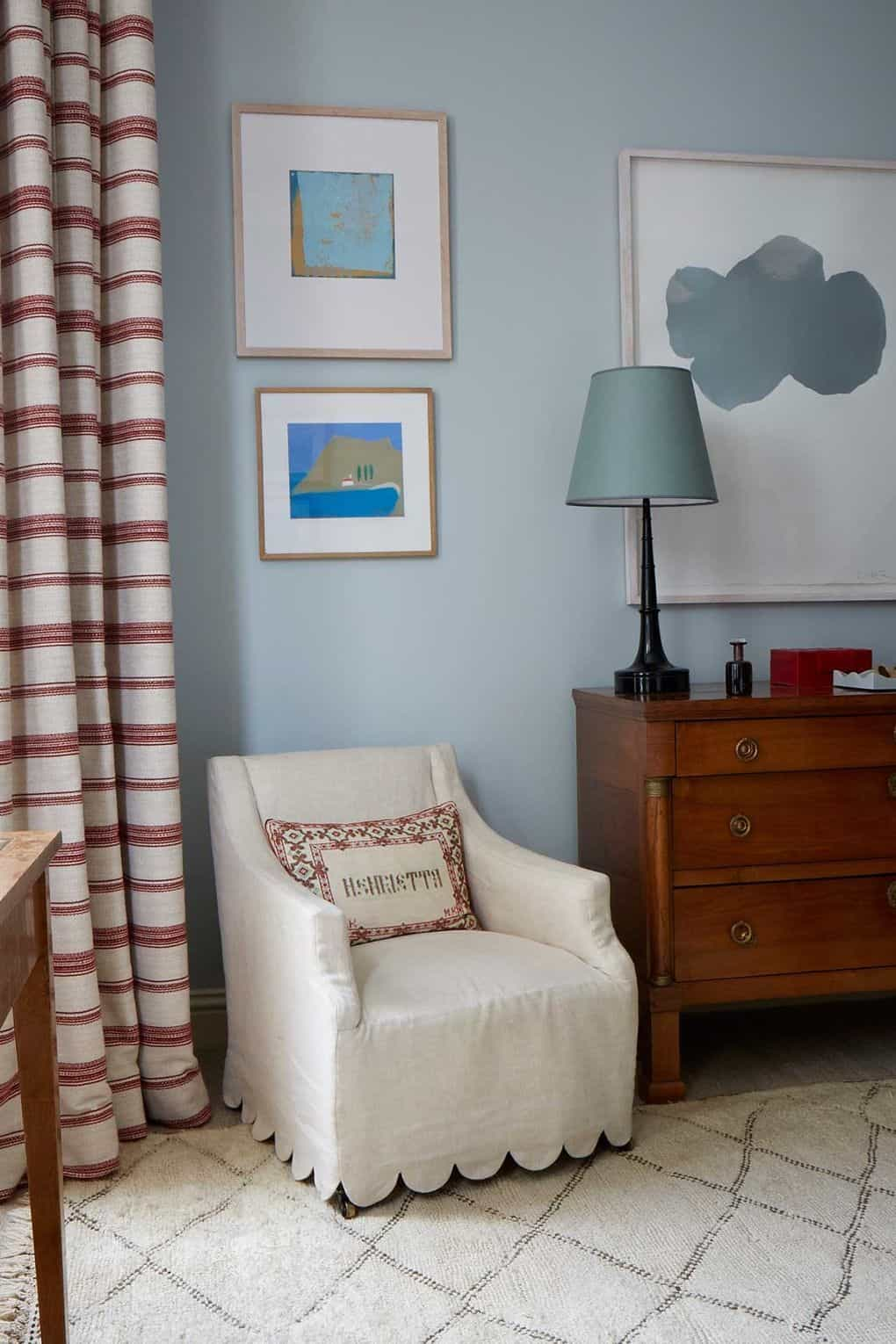 Emily Henderson Bedroom Design Trends Red and Blue 5