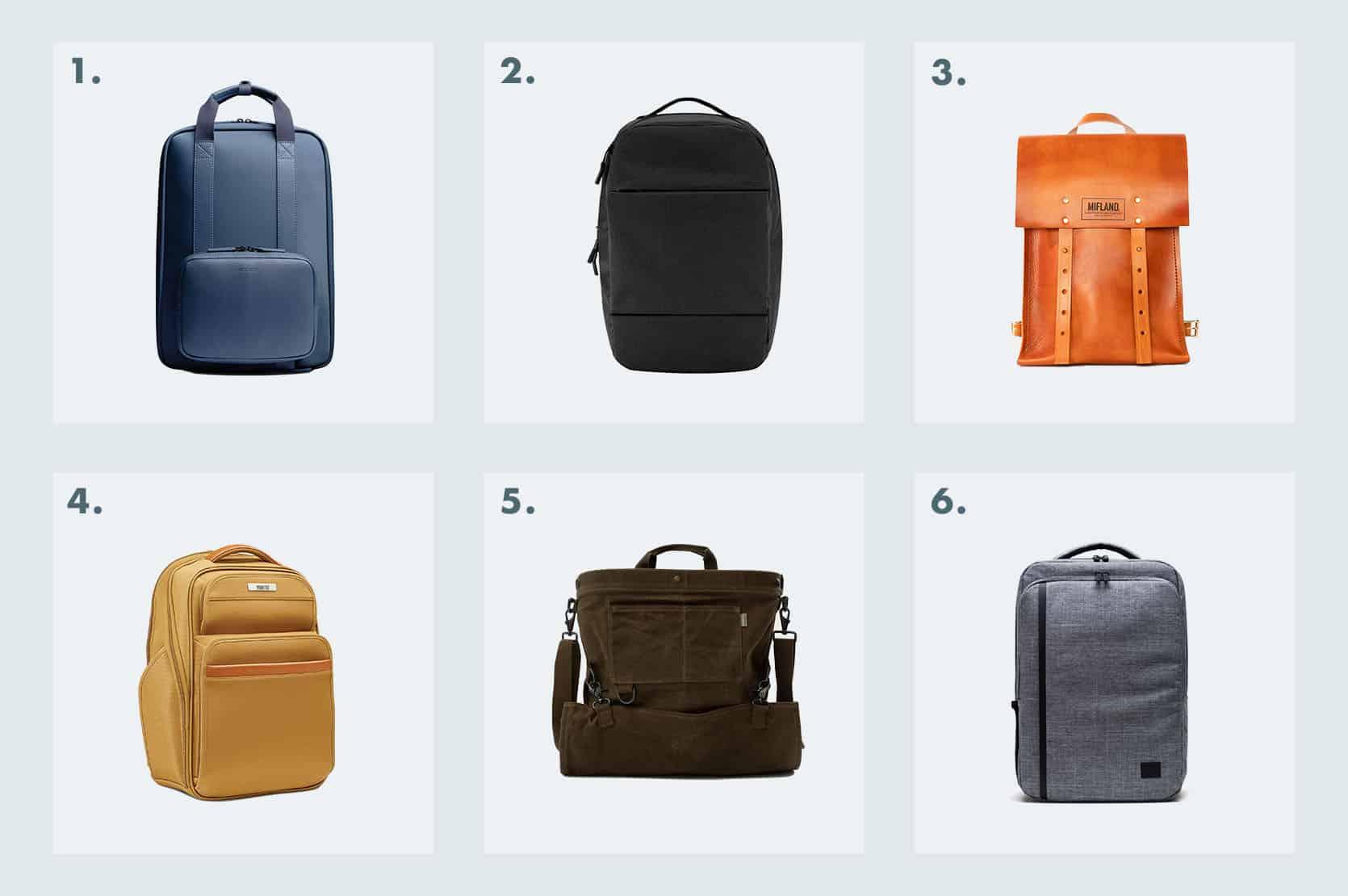 Emily Henderson Best luggage Backpacks 2