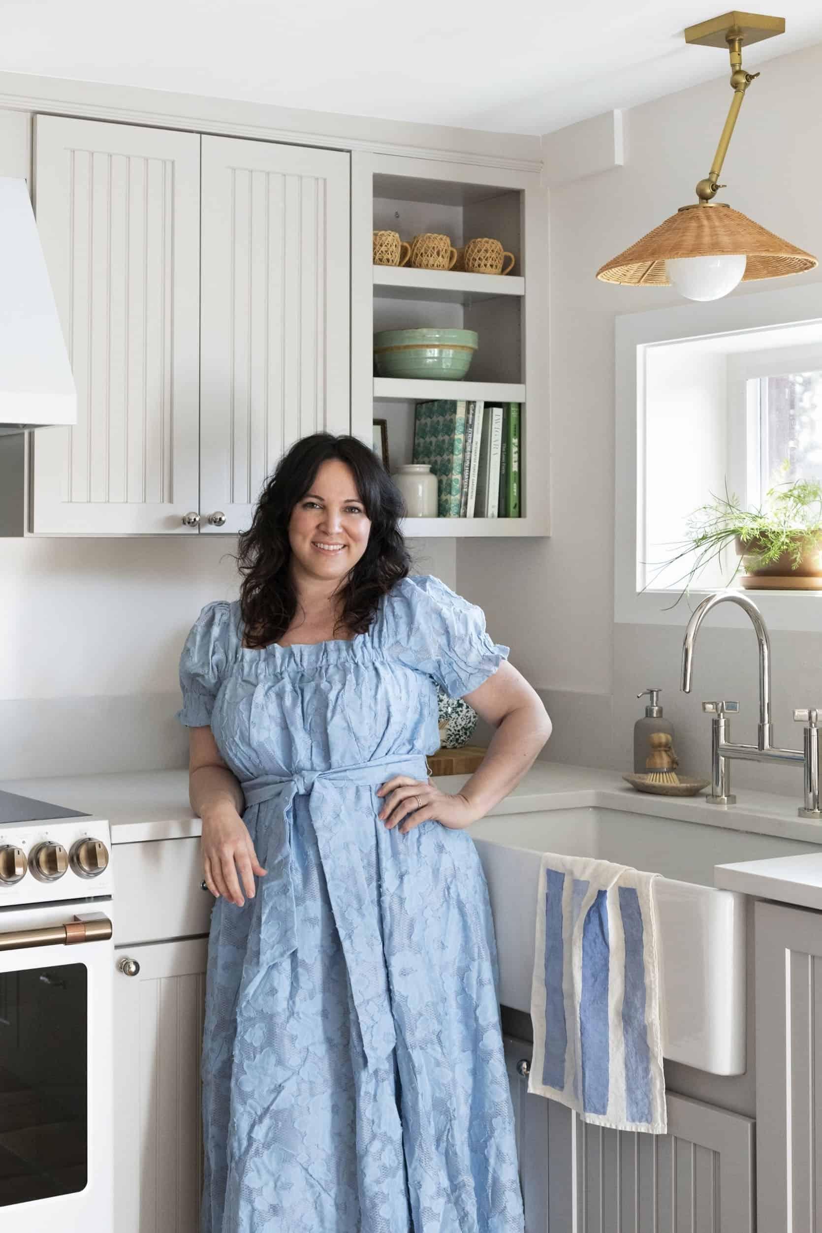 Emily Henderson Coco Kelley Basement Kitchen Reveal 49