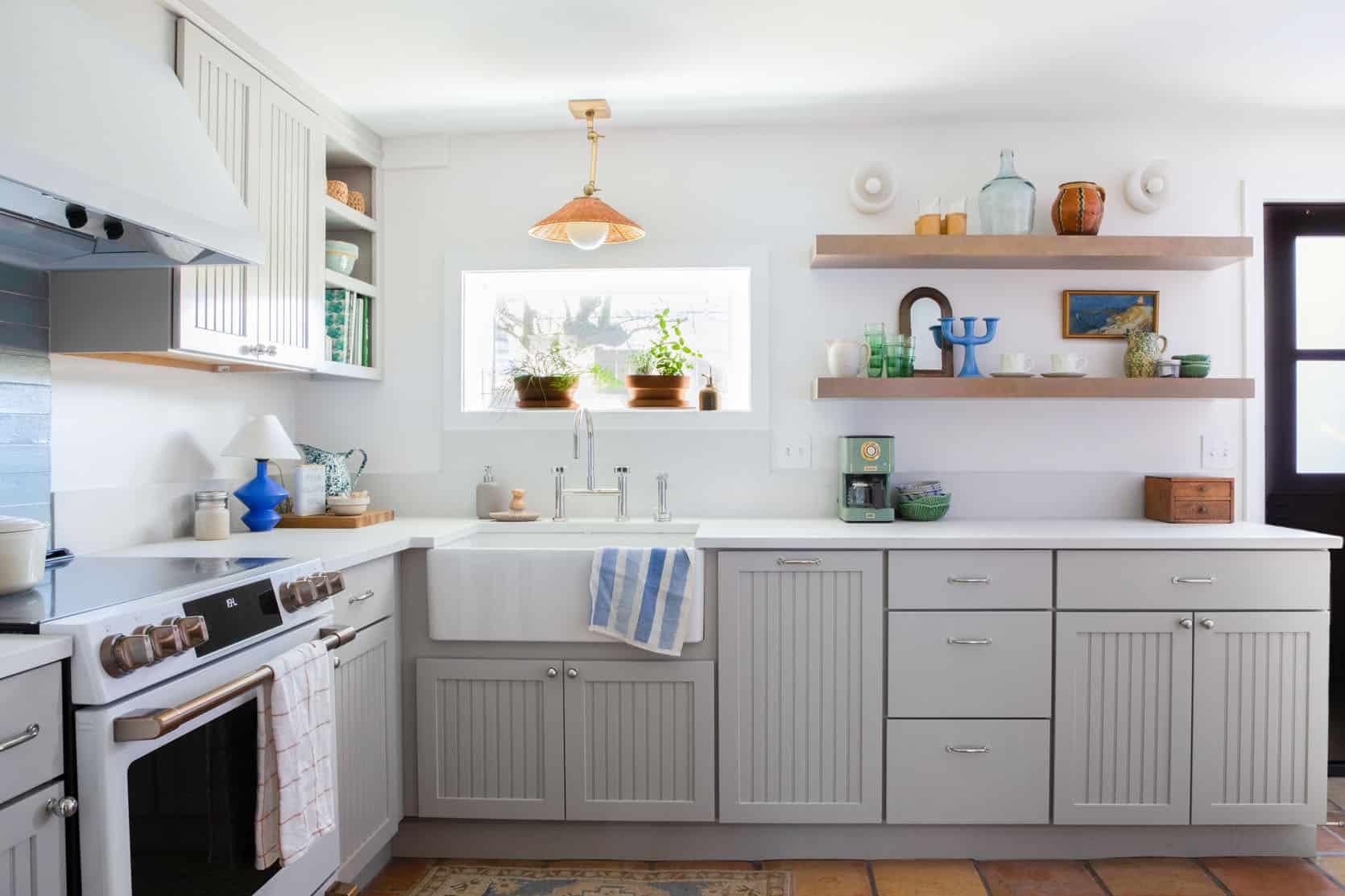 Emily Henderson Coco Kelley Basement Kitchen Reveal 51 1