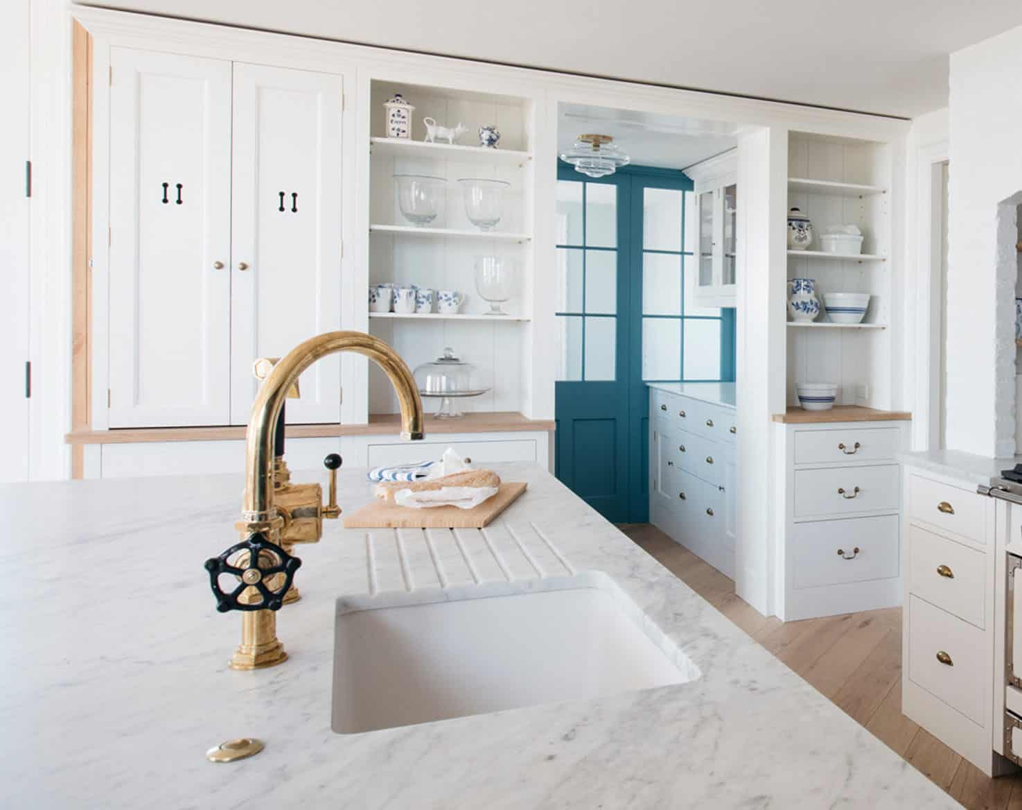 Emily Henderson How Add Charm To A Kitchen 13