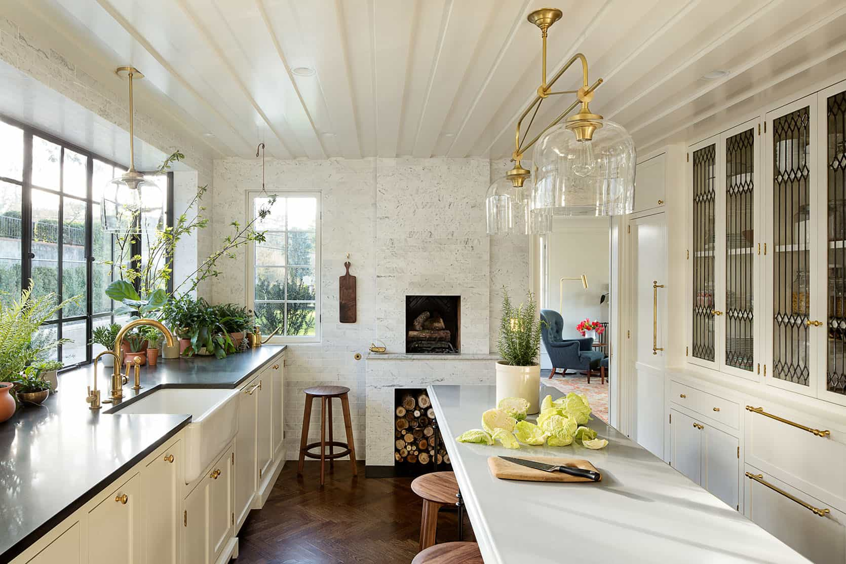 Emily Henderson How Add Charm To A Kitchen 23