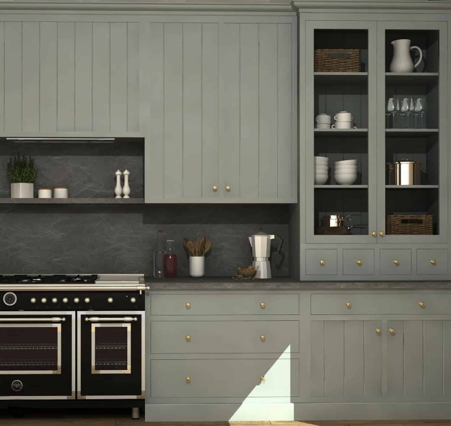 Emily Henderson How Add Charm To A Kitchen 26