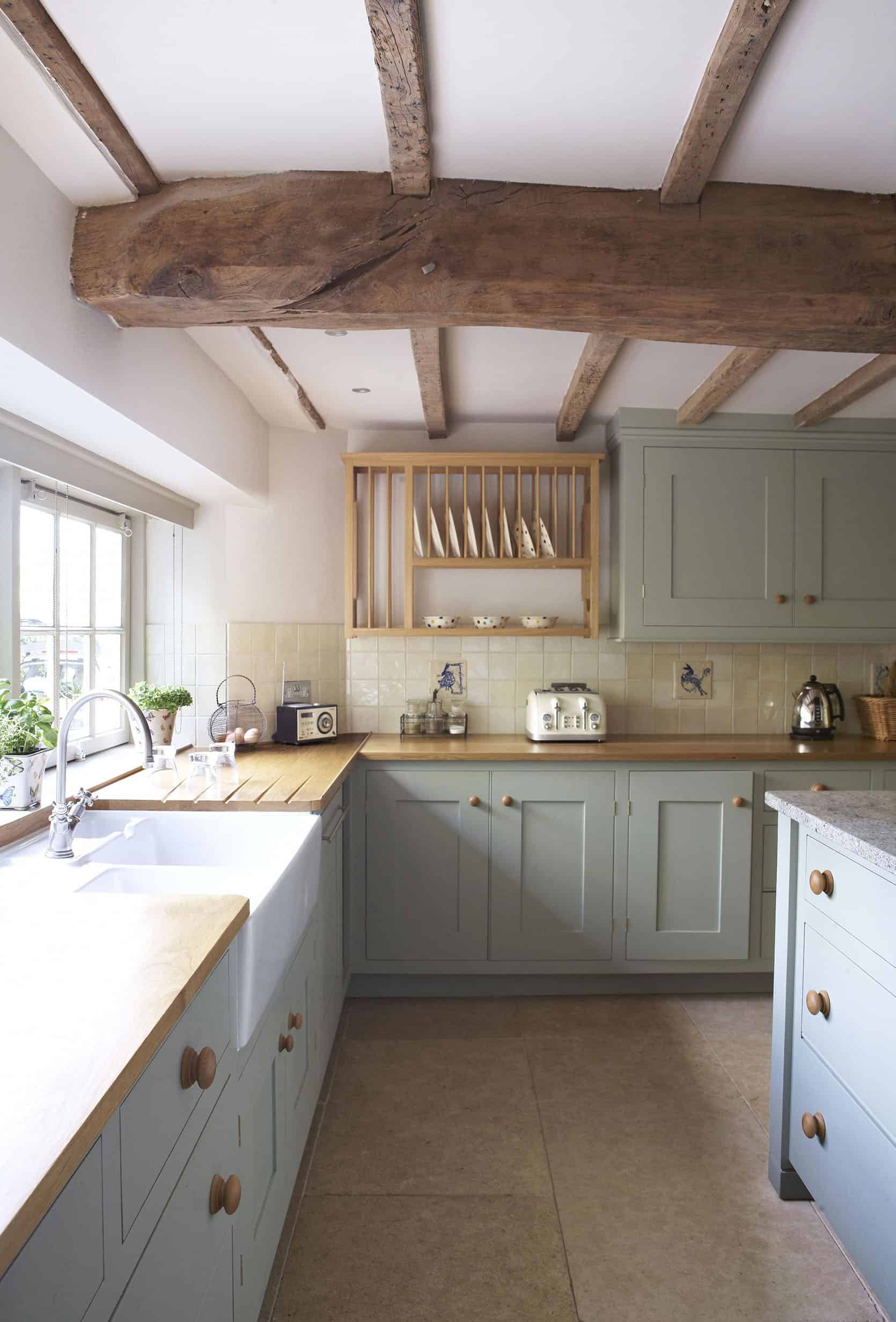 Emily Henderson How Add Charm To A Kitchen 31