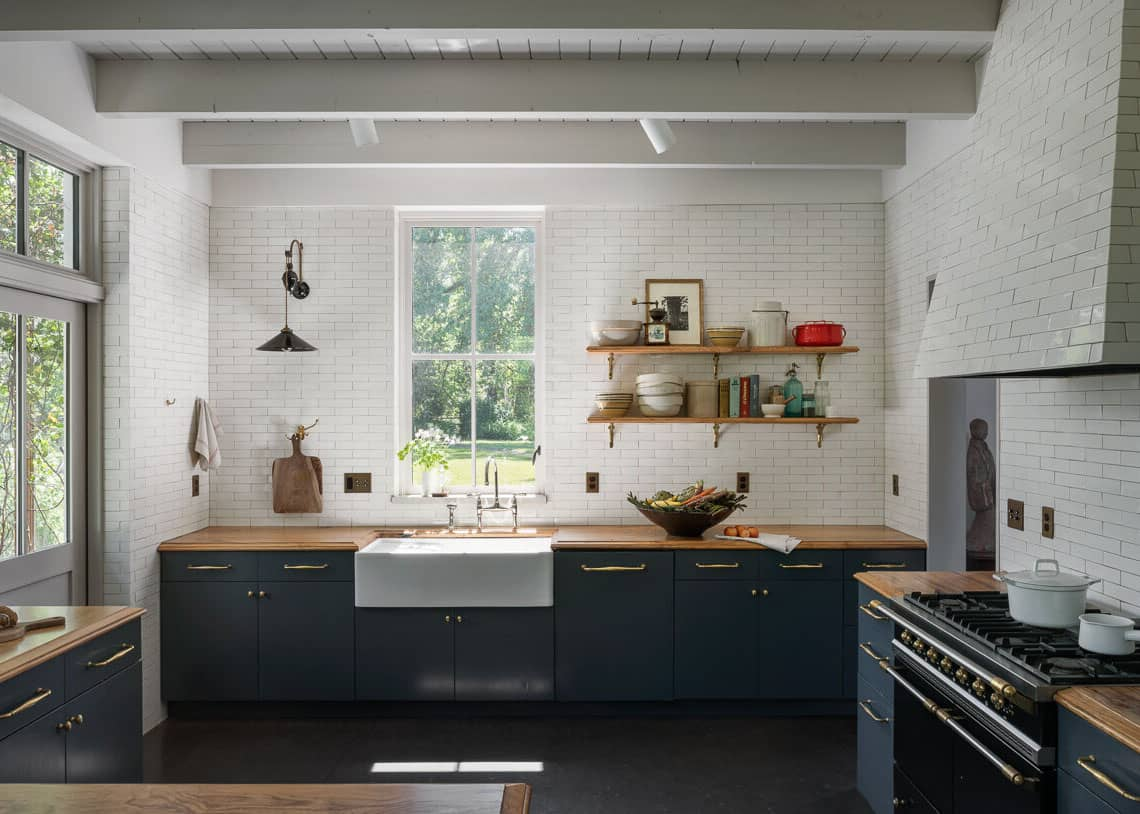 """Can You/I Have Too Much Tile In Your Kitchen And Baths"""" A Drywall/Plaster Vs Tile Debate Inspired By A Reader Comment (For The Farm…)"""