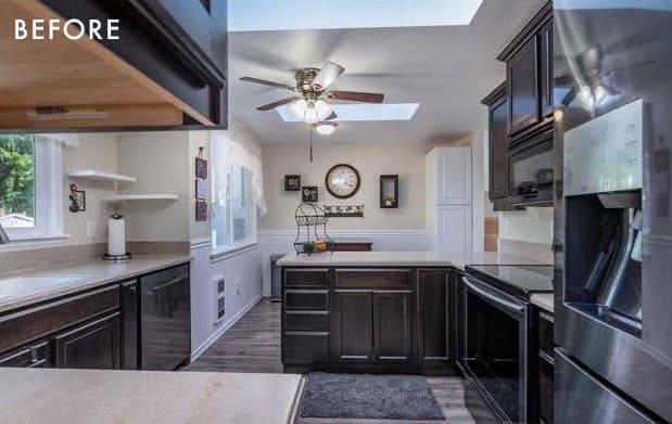 luxuosa cozinha