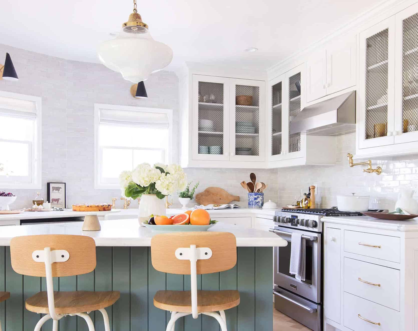 Emily Henderson How Add Charm To A Kitchen 42