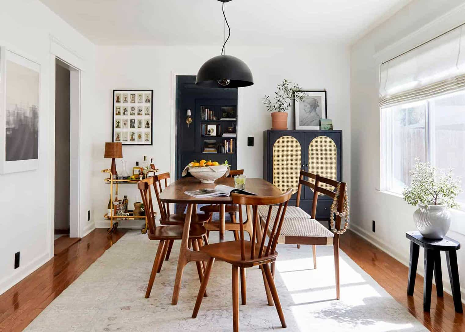 """Our Dining Room """"Rules"""" Cheat Sheet"""