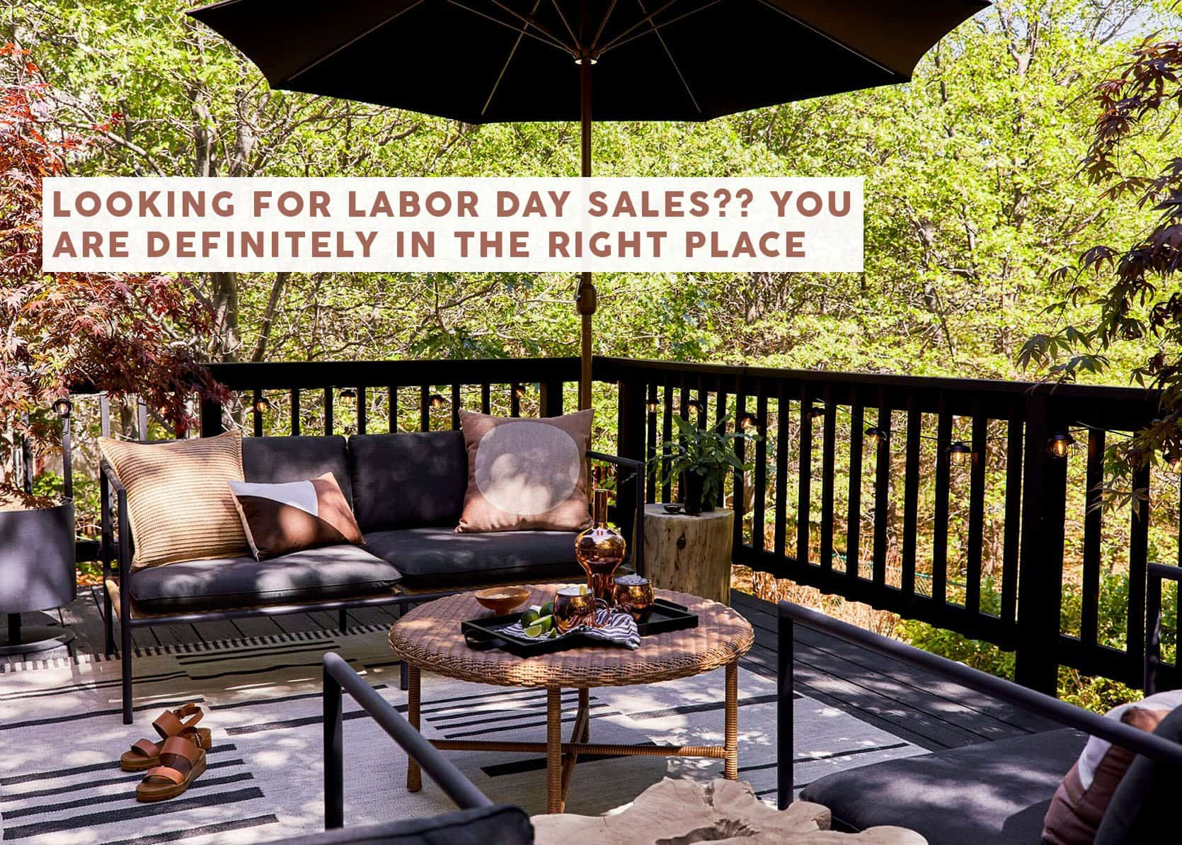 We Scoured The Internet And Found The Only Labor Day Sales Worth Checking Out