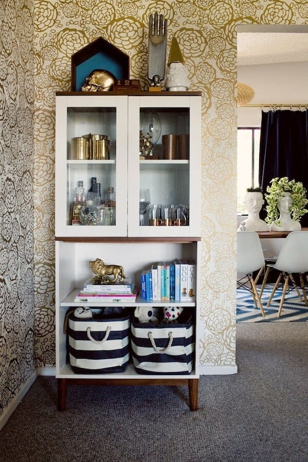 west elm wall unit - stylebyemilyhenderson.com