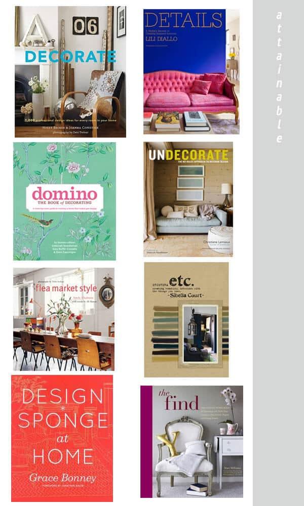 Top 24 interior design books emily henderson for Interior design books