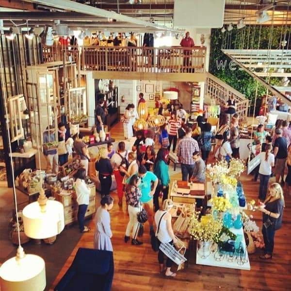 west elm etsy event