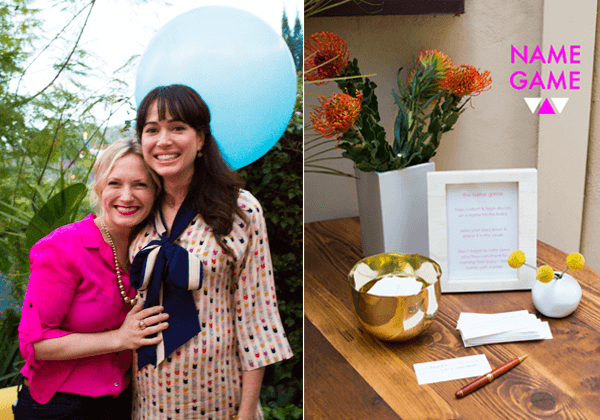 corbett tuck baby shower with emily henderson