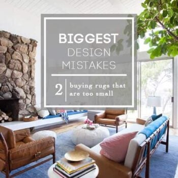 Biggest Design Mistakes_buying rugs that are too small_roundup_emily henderson_expert advice