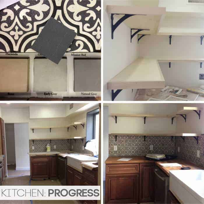 California Country_Kitchen_Emily Henderson_progress 2