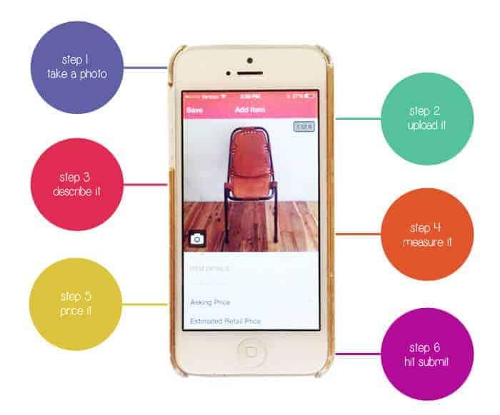 Chairish App2