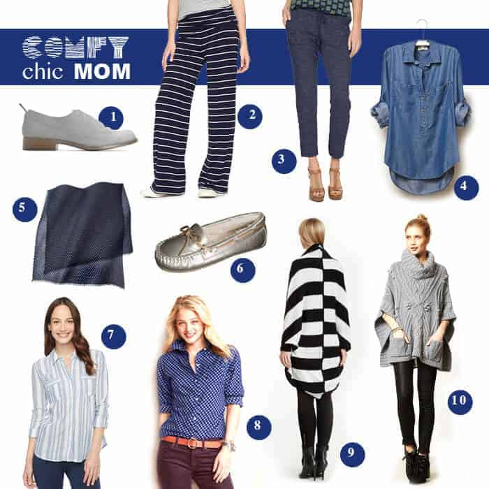 Comfortable Yet Chic Mom Clothes 1 Emily Henderson