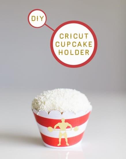 Cricut Cupcake