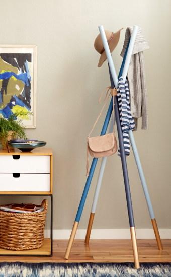 DIY Redbook_Coatrack_ Emily Henderson MidCentury Modern