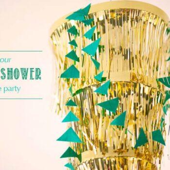 Emily Henderson Baby Shower