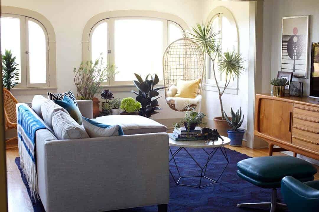 Emily Henderson_LA Bungalow_Living Room 1