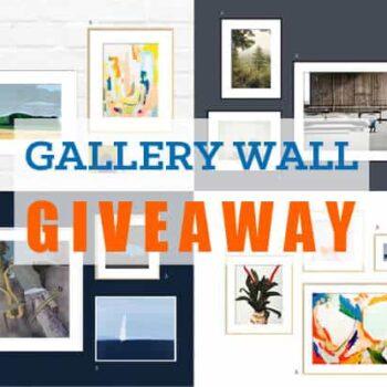 Artfully Walls Giveaway