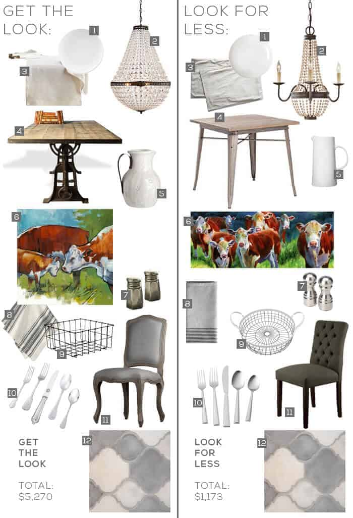 Get the Look Dining Nook_Combined