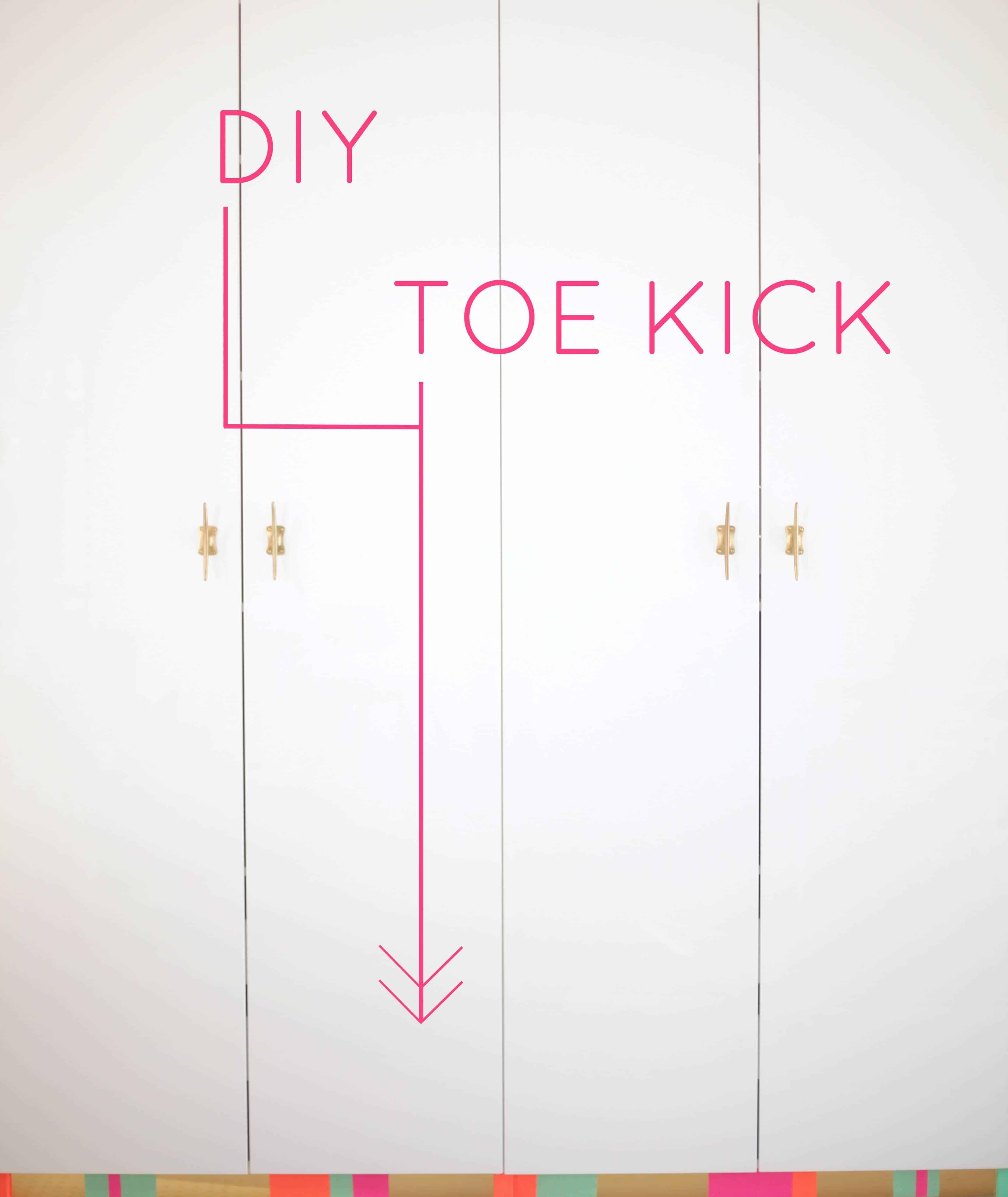 gold-toe-kick