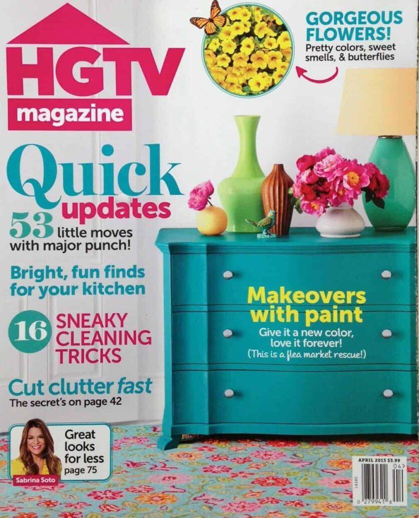 hgtv april 2013 cover