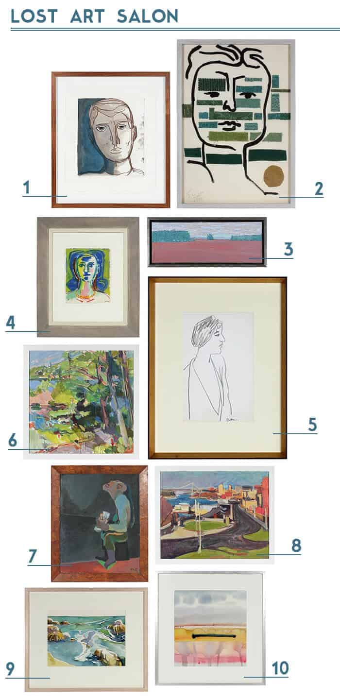 Lost Art Salon Roundup_Online Art
